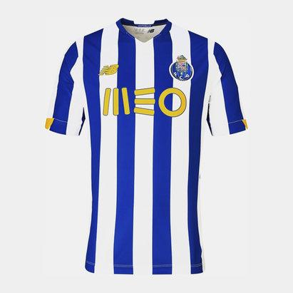 New Balance Porto Home Shirt 2020 2021