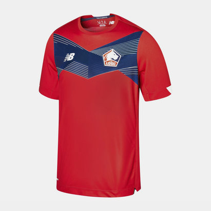 New Balance Lille Home Shirt 20/21 Mens