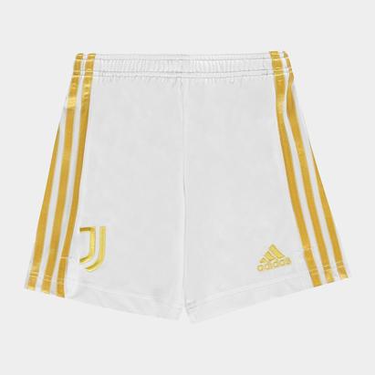 adidas Juventus Home Shorts 20/21 Kids