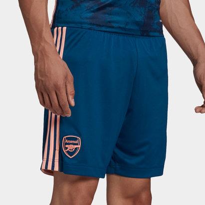 adidas Arsenal Third Shorts 20/21 Mens