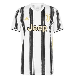 adidas Juventus Home Shirt 20/21 Mens
