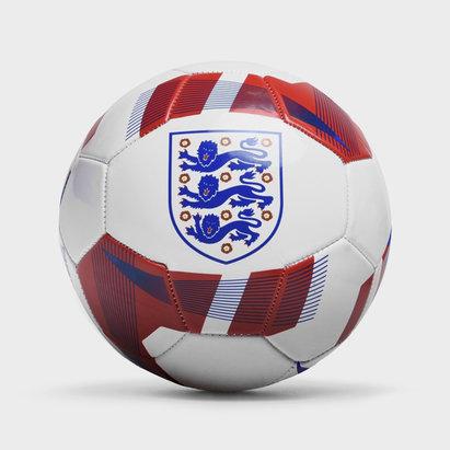 Ballon de Football avec Écusson Angleterre