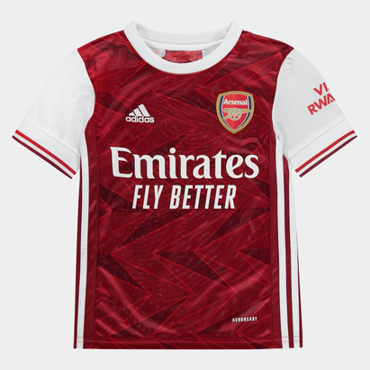 adidas Arsenal Home Shirt 20/21 Junior