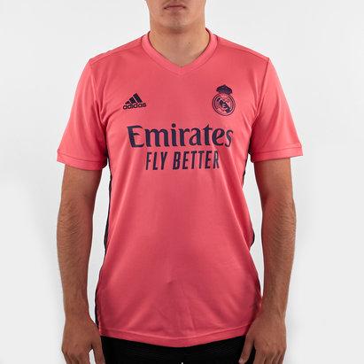 adidas Real Madrid Away Shirt 20/21 Mens
