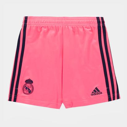 adidas Real Madrid Away Shorts 20/21 Kids