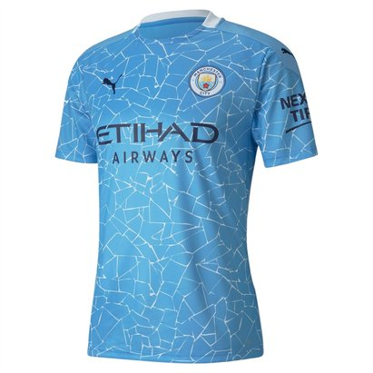 Puma Manchester City Home Shirt 20/21 Mens