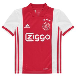 adidas Ajax Home Shirt 20/21 Kids