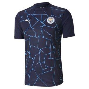 Puma Manchester City Pre Match Shirt 20/21 Mens