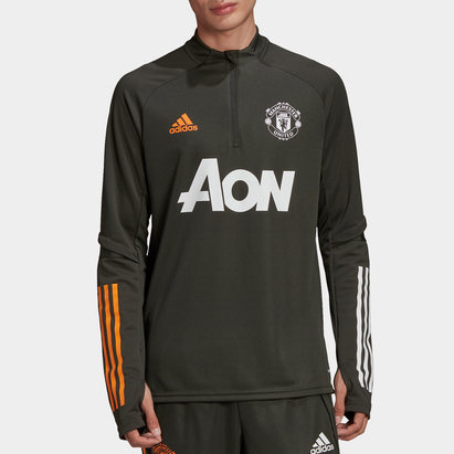 adidas Manchester United Training Top 20/21 Mens