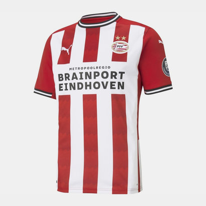 Puma PSV Eindhoven Home Shirt 2020 2021