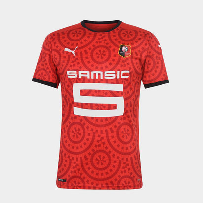 Puma Stade Rennais Home Shirt 20/21 Mens