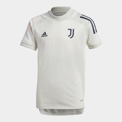 adidas Juventus Training Top 20/21 Kids