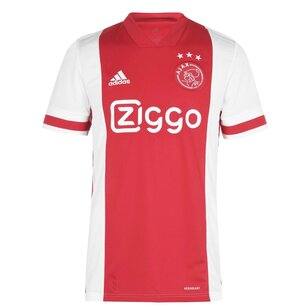 adidas Ajax Home Shirt 20/21 Mens