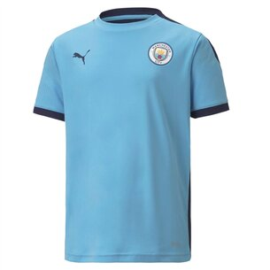 Puma Manchester City Training Shirt 20/21 Junior