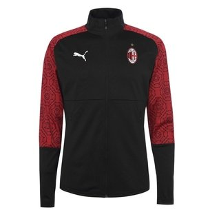 Puma AC Milan Stadium Jacket Mens