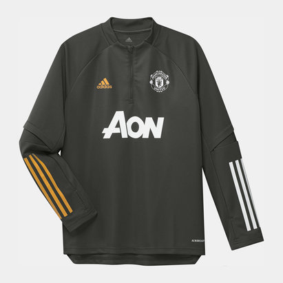 adidas Manchester United Training Top 20/21 Junior
