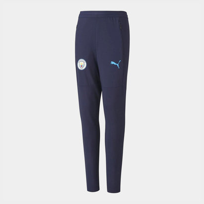 Puma Manchester City Track Pants 20/21 Junior