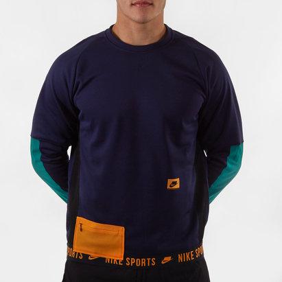 Nike Therma Crew Sweatshirt pour hommes