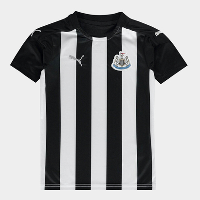 Puma Newcastle United Home Shirt 20/21 Junior