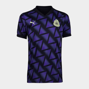 Puma Newcastle United Third Shirt 20/21 Kids