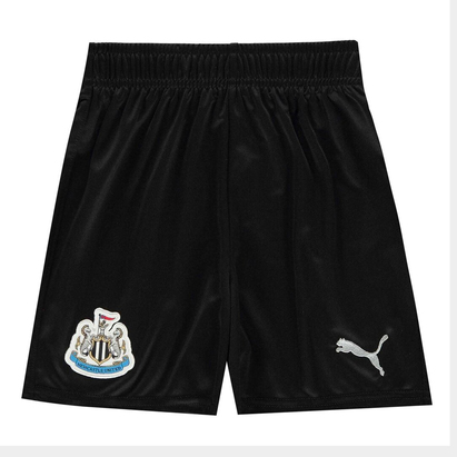 Puma Newcastle United Home Shorts 20/21 Junior