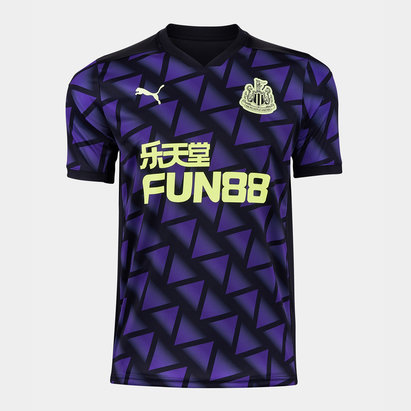 Puma Newcastle United Third Shirt 20/21 Mens