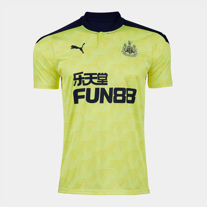 Puma Newcastle United Away Shirt 20/21 Ladies