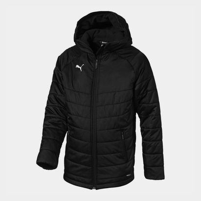 Puma Newcastle United Bench Jacket 2020 2021 Junior