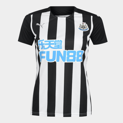 Puma Newcastle United Home Shirt 20/21 Ladies