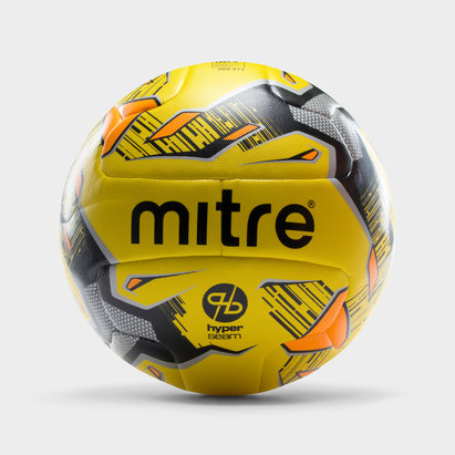 Mitre Ultimatch Fluo Hyperseam - Ballon de Foot