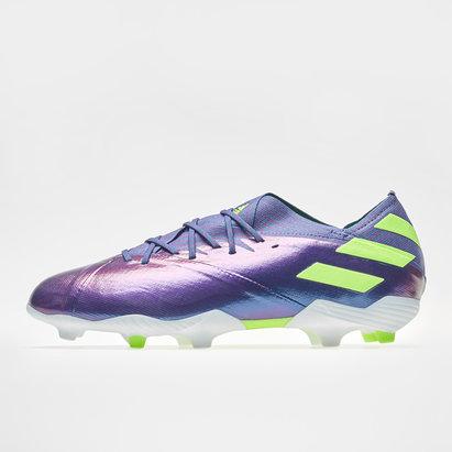 adidas Nemeziz Messi 19.1 FG, Crampons de Football pour enfants
