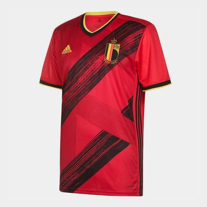 adidas Maillot de Football, Belgique domicile 2020