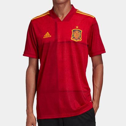adidas Maillot de Football, Espagne domicile 2020