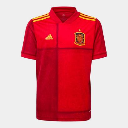adidas Maillot de Football pour enfants, Espagne domicile 2020