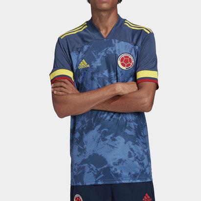 adidas Maillot de Football, Colombie Extérieur 2020