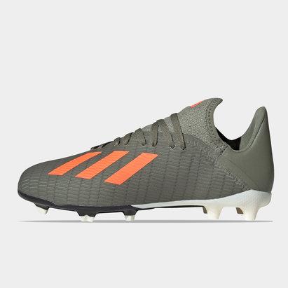 adidas X 19.3, Crampons de Football FG pour enfants