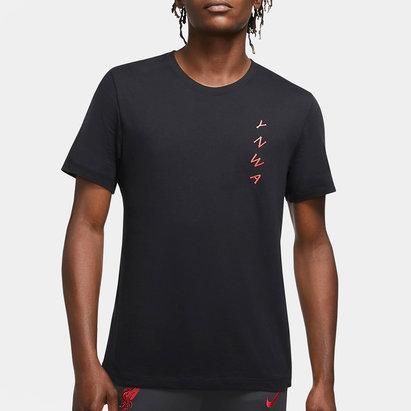 Nike Liverpool Voice T Shirt 20/21 Mens