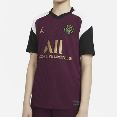Nike Paris Saint Germain x Jordan Third Shirt 20/21 Kids