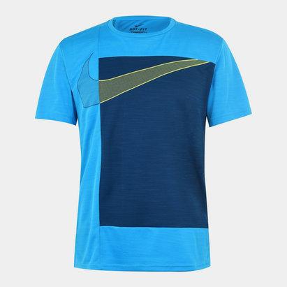 Nike Project X Super, T-shirt Bleu pour homme