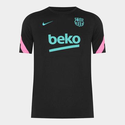 Nike Barcelona European Strike T Shirt 20/21 Mens
