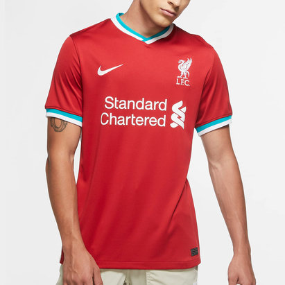 Nike Liverpool Home Shirt 2020 2021