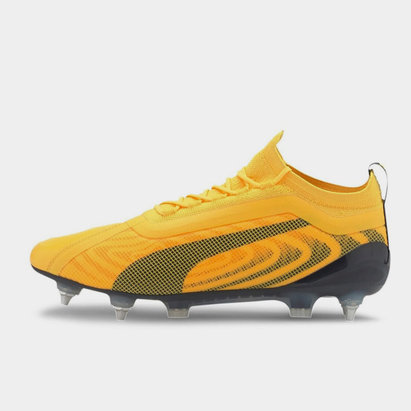 Puma One 20.1 Mx SG, Crampons de Foot
