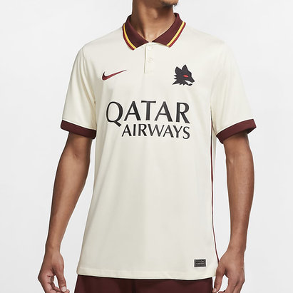 Nike AS Roma Away Shirt 20/21 Mens
