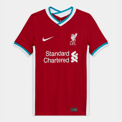 Nike Liverpool Home Shirt 20/21 Kids