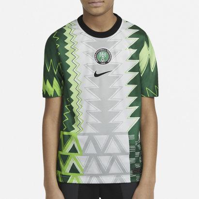 Nike Nigeria Home Shirt 2020 Junior