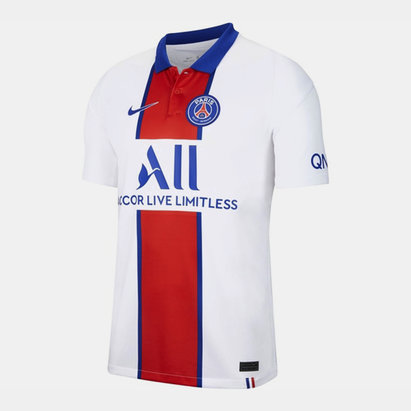 Nike Paris Saint Germain Away Shirt 20/21 Mens