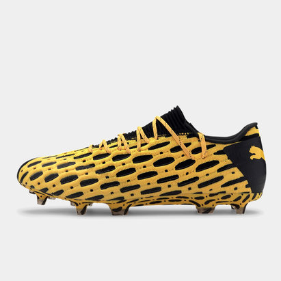 Puma Future 5.1 Netfit Low FG/AG, Crampons de Football