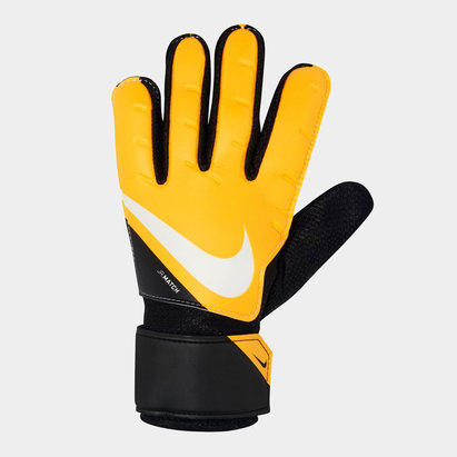 Nike Goalkeeper Match Big Kids Soccer Gloves