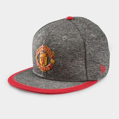 New Era Manchester United 9Fifty Pop Piping Football - Casquette Snapback