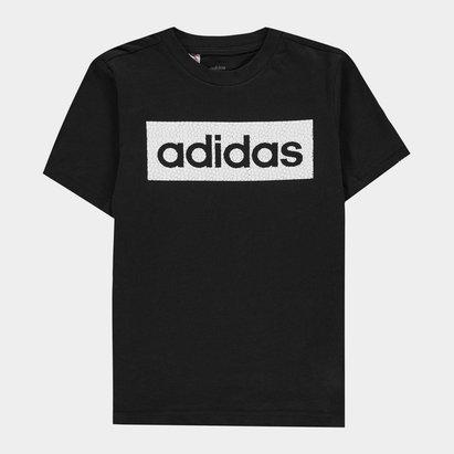 adidas Boost T Shirt Junior Boys